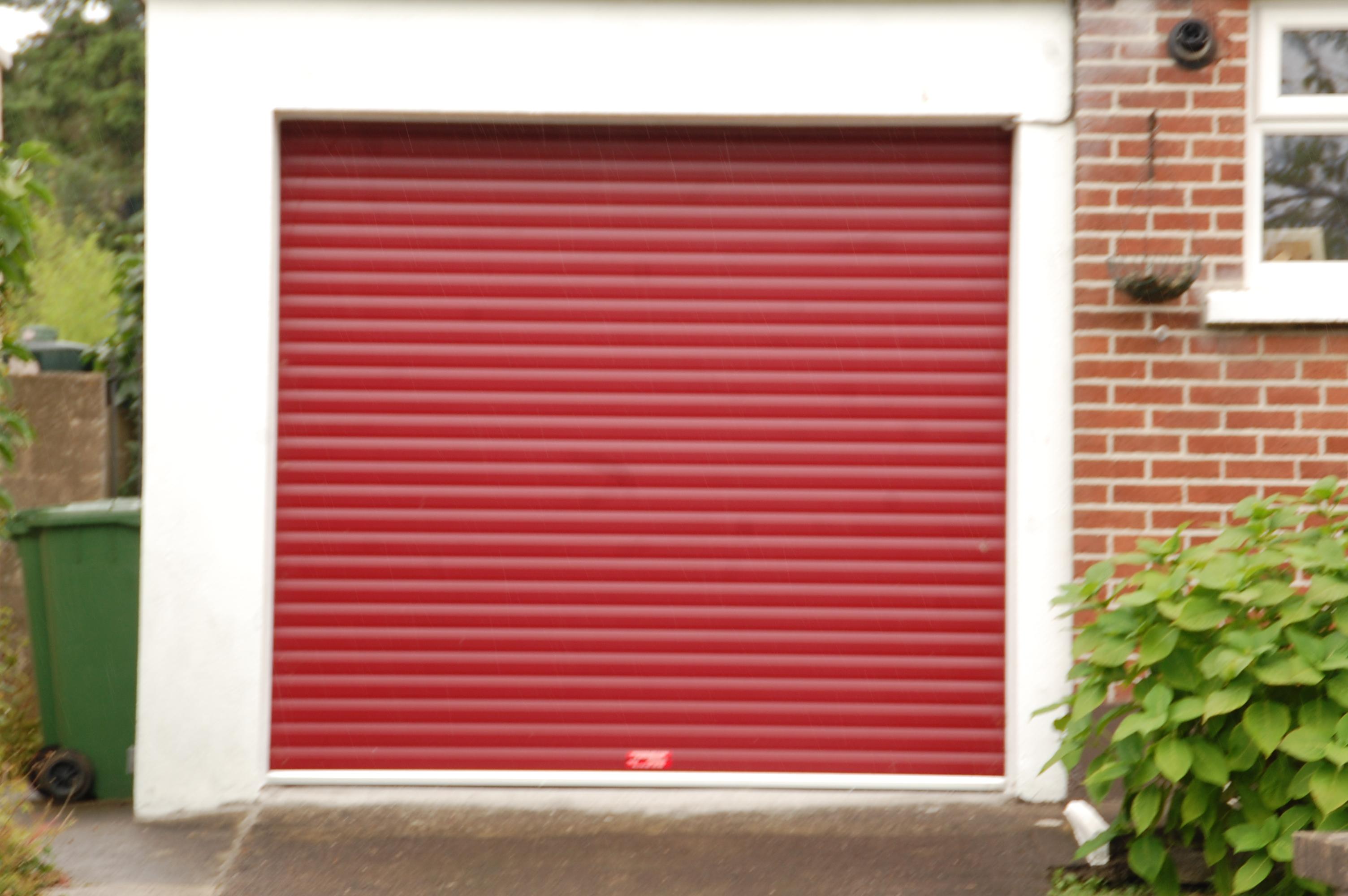 Insulated Garaga Door & Leinster Shutters u0026 Shopfronts Garage Doors - Leinster Shutters ...
